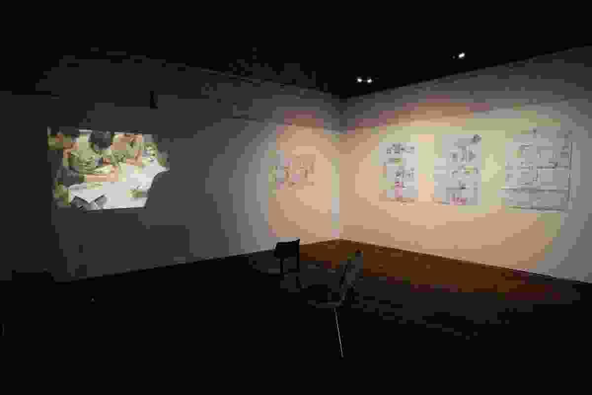 To Measure Pompeii by Eva Prats and Ricardo Flores.