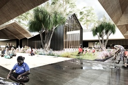 Funding pledges support $446m Kakadu town masterplan
