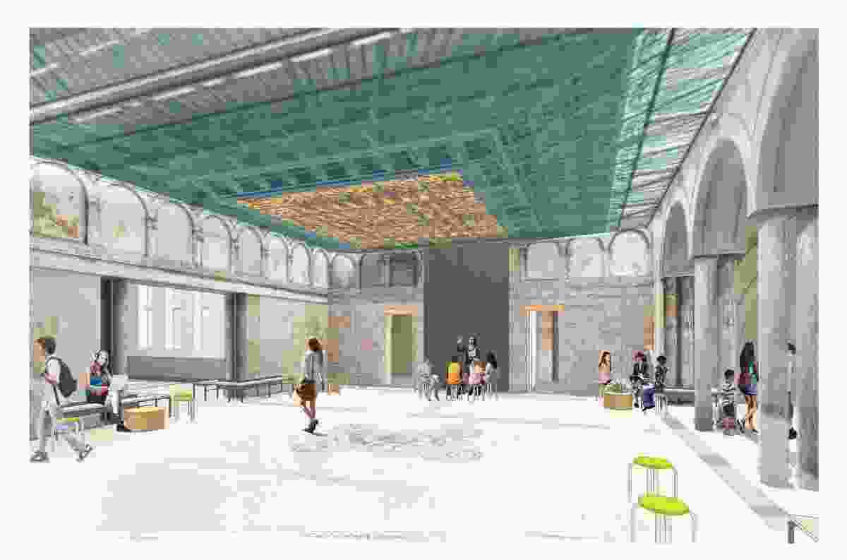 "A 1890s library in Pittsburgh, Pennsylvania will be ""stripped back"" for MuseumLab, highlighting the idea of discovery in this teen-oriented museum setting."