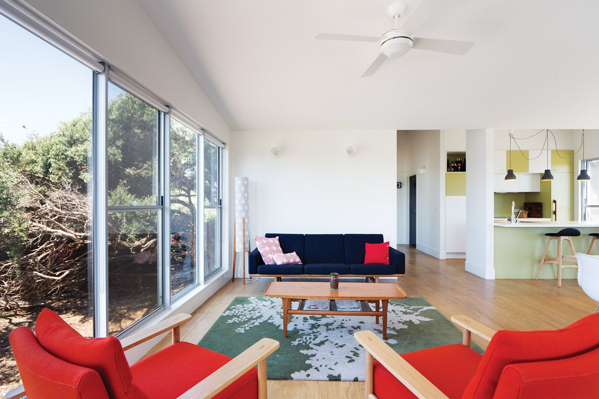 Venus Bay House Architectureau