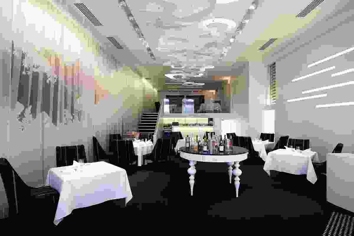Restaurant Arras by Colourmark Design.