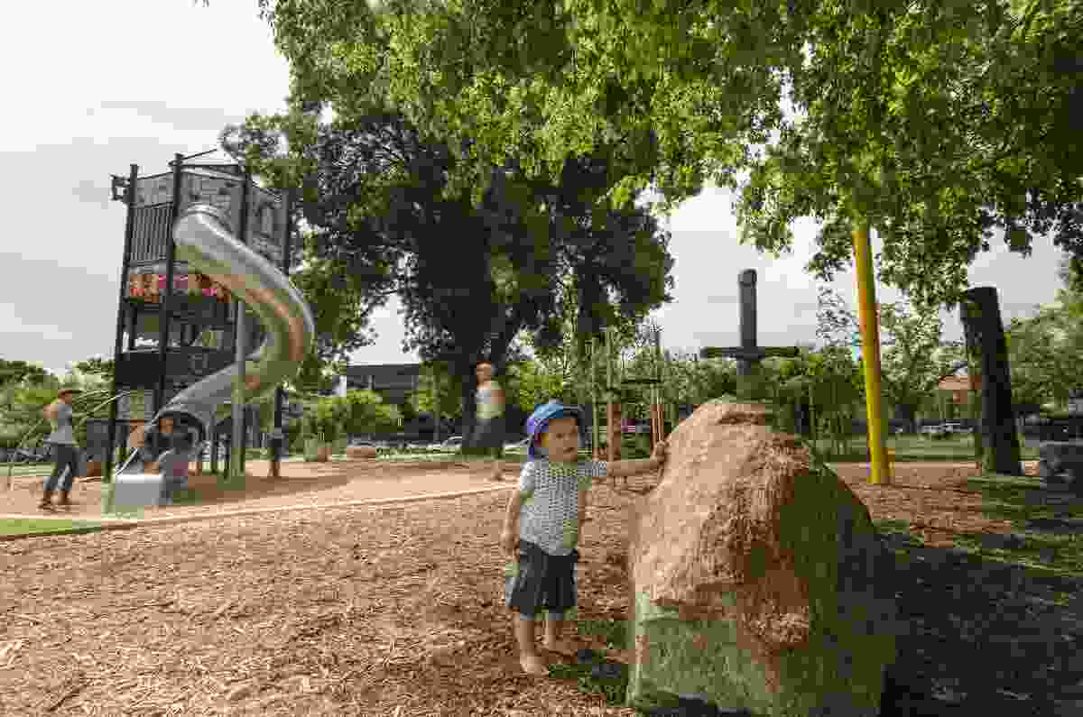 Princess Elizabeth Playspace by Adelaide City Council.