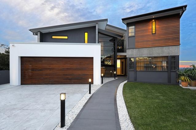 Willis House by Killen Doran Architects.