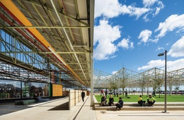 Canopy of industry: Tonsley Main Assembly Building Redevelopment