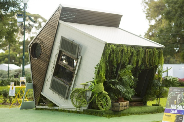 2017 kids under cover cubby house challenge now open architectureau Home building architecture