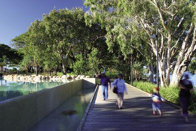 Pioneer Park: Gamble McKinnon Green