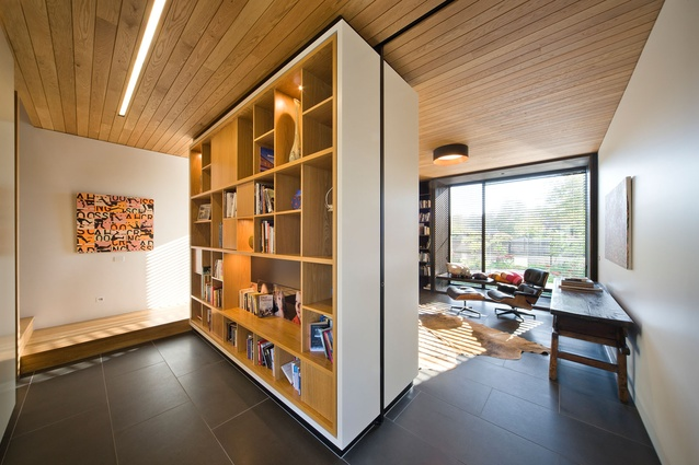 Elsternwick Residence – Jackson Clements Burrows Architects.