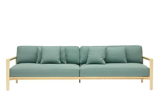 Ling Sofa 3 Seater - Fabric.