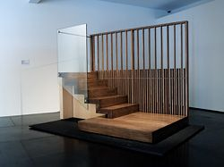 Maria Gigney's segment of an internal stair, a reconstruction of a detail taken from a Gigney House completed in late 2008.