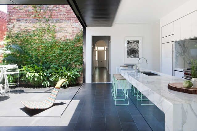 Abstract House by Matt Gibson Architecture + Design.