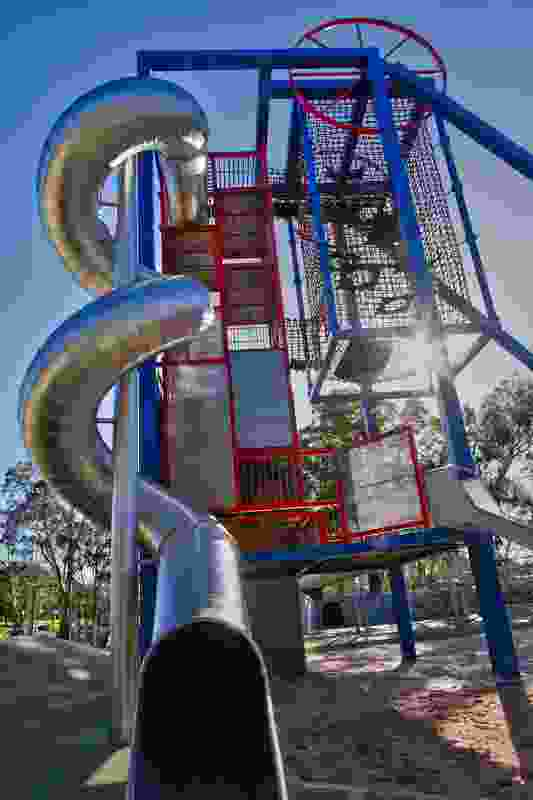 Lake Macquarie Variety Playground by Lake Macquarie City Council and Moir Landscape Architecture.