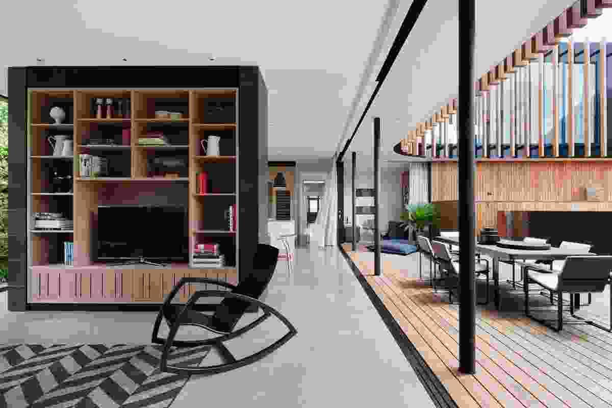 Kooyong Residence – Matt Gibson Architecture + Design
