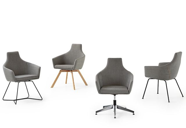 Palomino chair by Ivan Woods for Schiavello.
