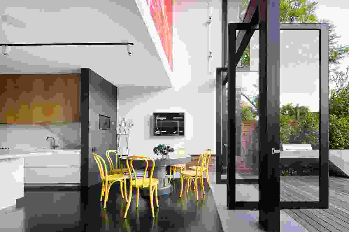 South Yarra Residence – Nixon Tulloch Fortey Architecture.