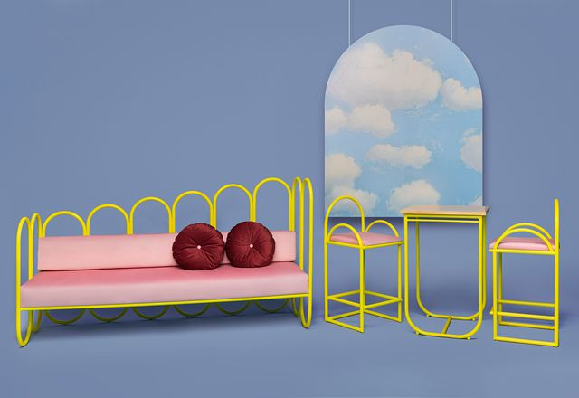 Arco collection by Houtique.