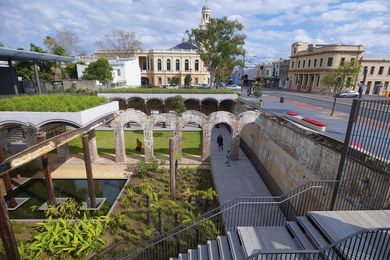 Paddington Reservoir by JMD Design and Tonkin Zulaikha Greer for City of Sydney, 2009.