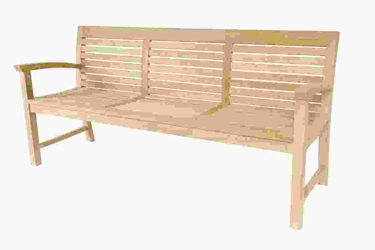 Wintons Teak bench.