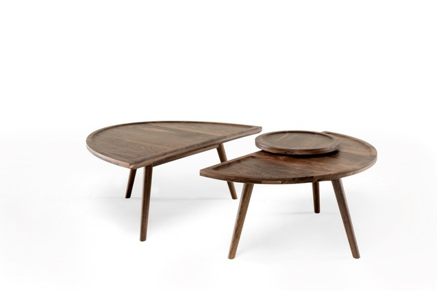 Colombo coffee table by WeWood.