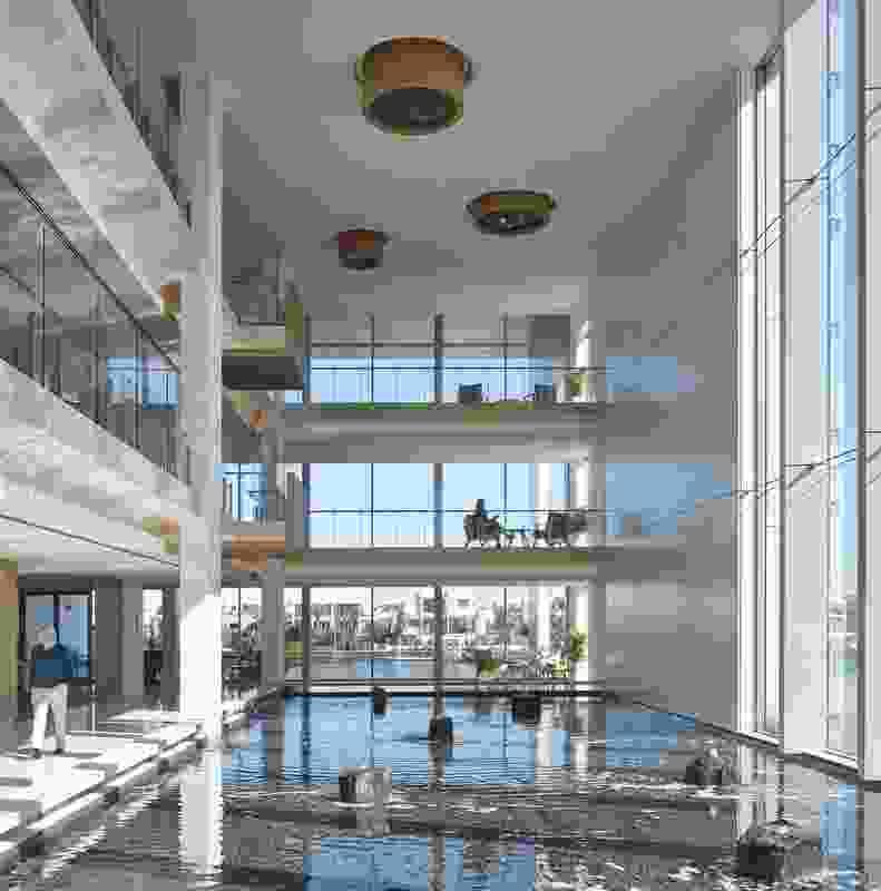 Kawana Waters Aged Care Residence by Deicke Richards.
