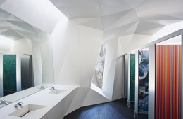 2012 National Architecture Awards shortlist – Interior Architecture