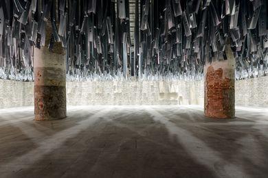 Alejandro Aravena's core exhibition at the 2016 Venice Architecture Biennale.