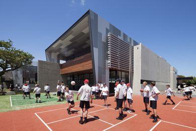ClarkeHopkinsClarke has been selected to design 15 new schools in Victoria. The practice  recently designed Brighton Grammar Middle School in Brighton.