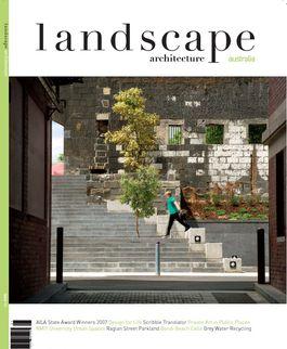Landscape Architecture Australia, February 2008