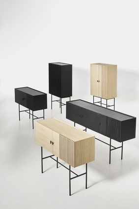 Array sideboards from Woud.