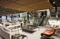 B&B Italia's new floor at Space Furniture's Sydney showroom