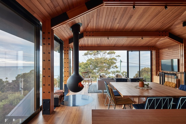 Dorman House by Austin Maynard Architects.