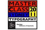Typographic Master Class 1