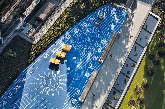 Monash University\'s new Campus Green | ArchitectureAU