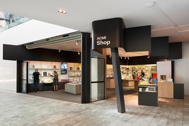 ACMI Shop by DesignOffice.