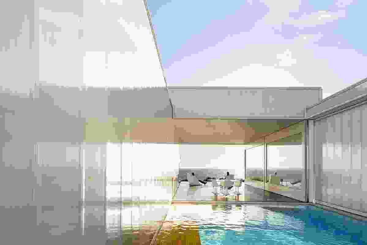 Villa Marittima by Robin Williams Architect.
