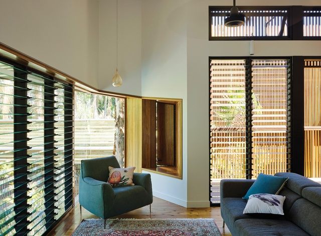 Geometry and serendipity: Chapel Hill House | ArchitectureAU on