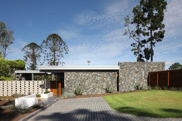 One Wybelenna by Shaun Lockyer Architects.