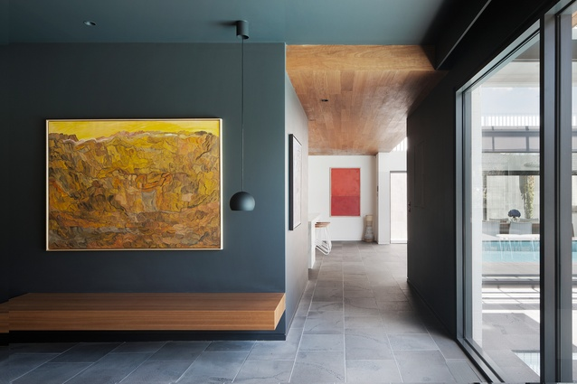 Stepping House by Bower Architecture.