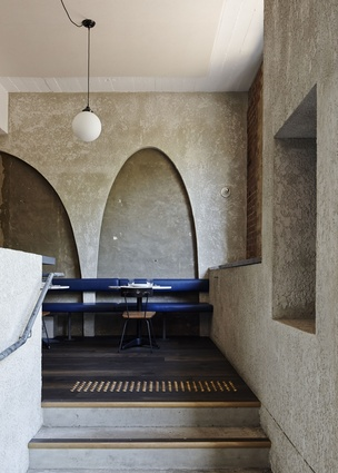 Ester Restaurant and Bar by Anthony Gill Architects