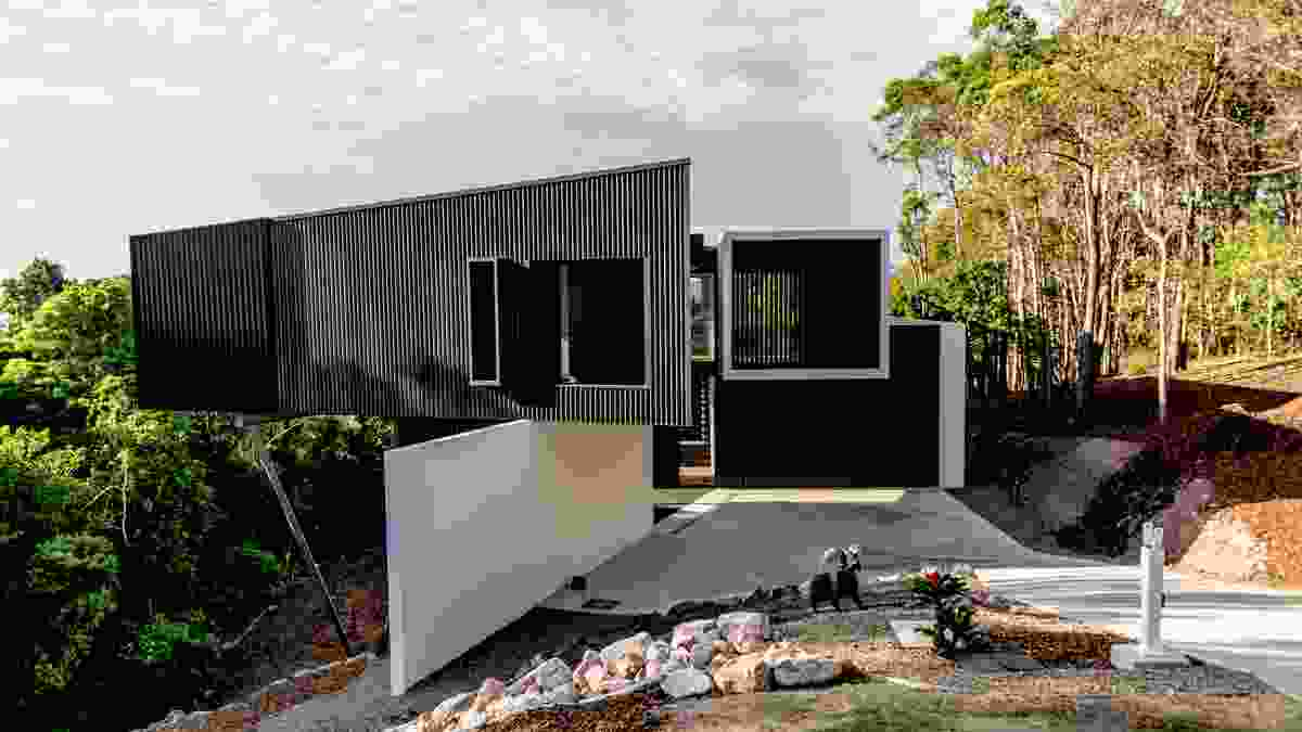 Richard Henry by K Architecture received a regional commendation.
