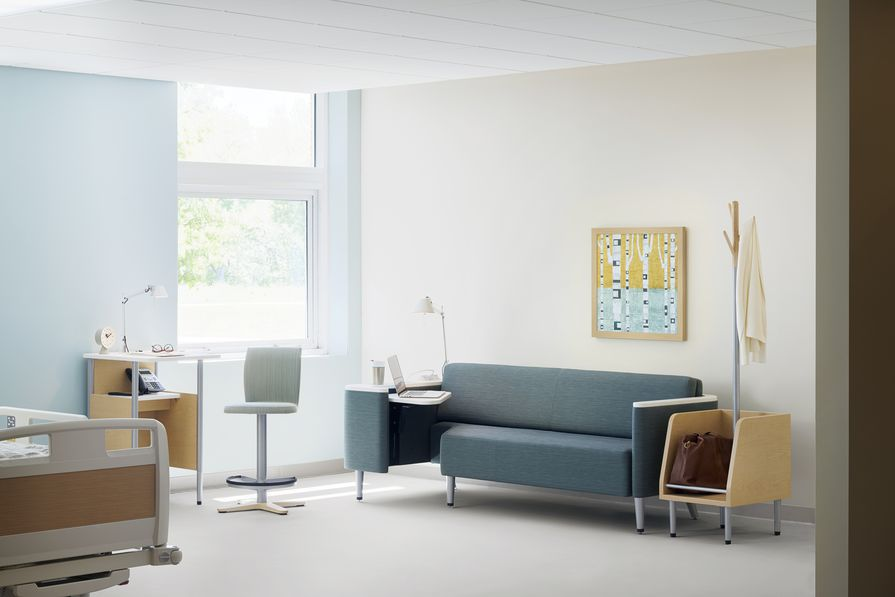 Palisade Collection by Sorel Studio for Herman Miller.
