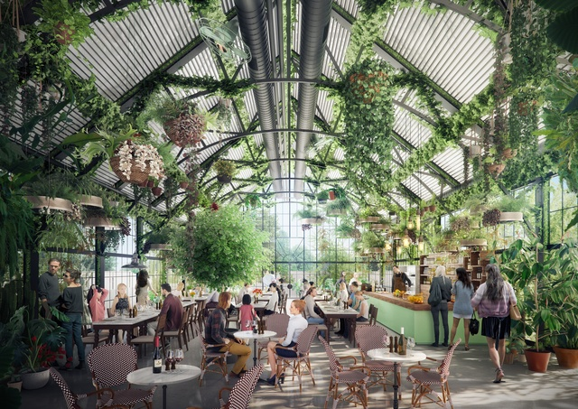 World S Most Sustainable Shopping Centre To Feature 2 000 Square Metre Rooftop Farm