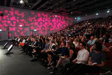 2016 National Architecture Conference, How Soon is Now? at the Adelaide Convention Centre.