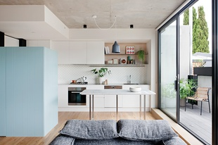 Confident and compact: Nine Smith Street