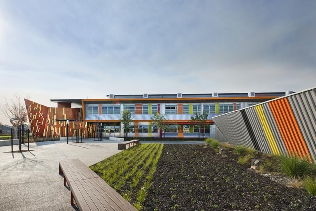 Baldivis Secondary College by JCY Architects & Urban Designers.