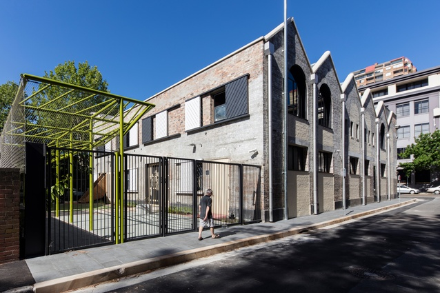 Juanita Nielsen Community Centre (NSW) by Neeson Murcutt Architects in association with City of Sydney.
