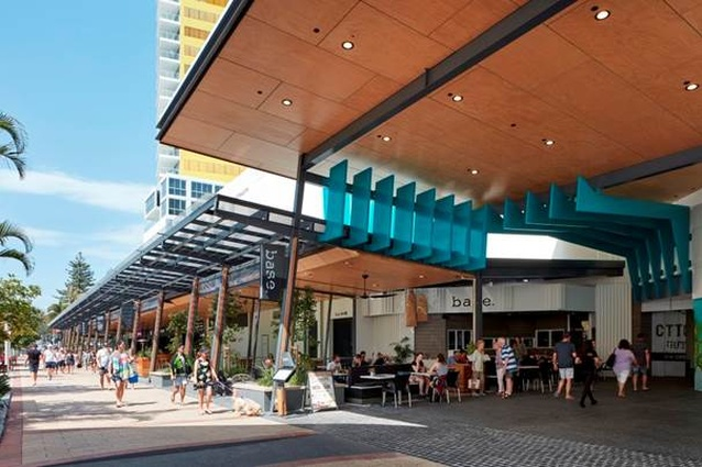 Oasis Shopping Centre Redevelopment Broadbeach – The Buchan Group