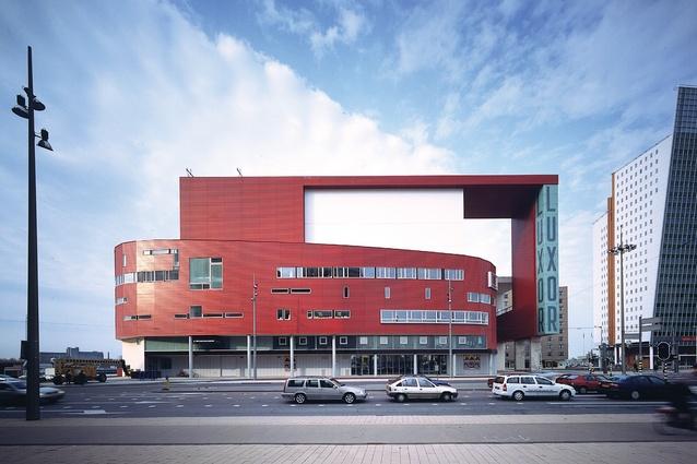 New Luxor Theatre, Rotterdam, Netherlands, 2001.
