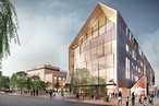 John Wardle Architects' Ballarat GovHub designs revealed
