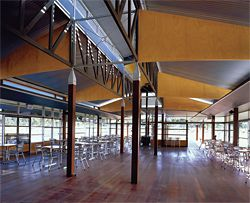 Recreation Centre, University of the Sunshine Coast. Image: Richard Stringer.