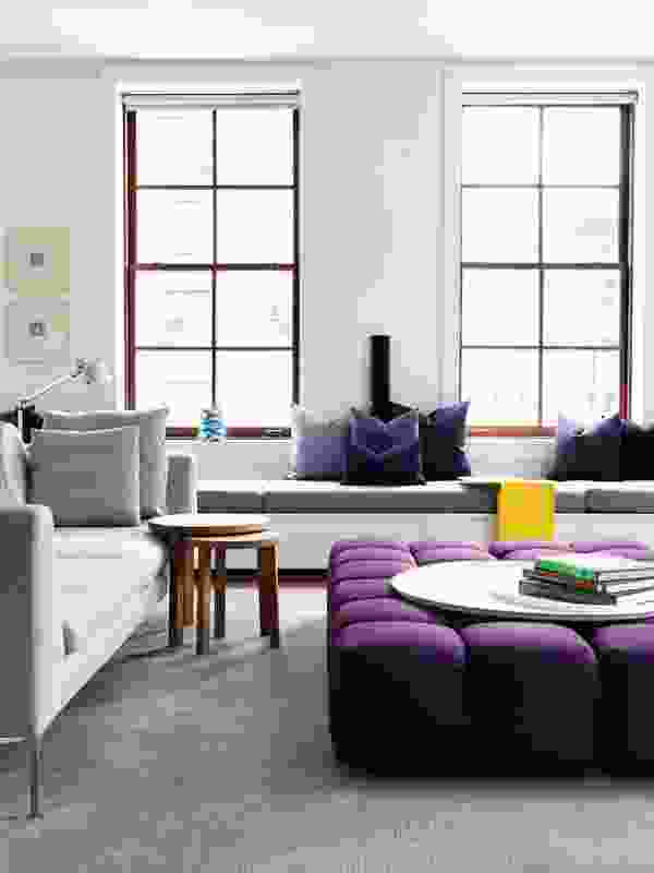 Tribeca Loft – NYC by Nexus Designs.